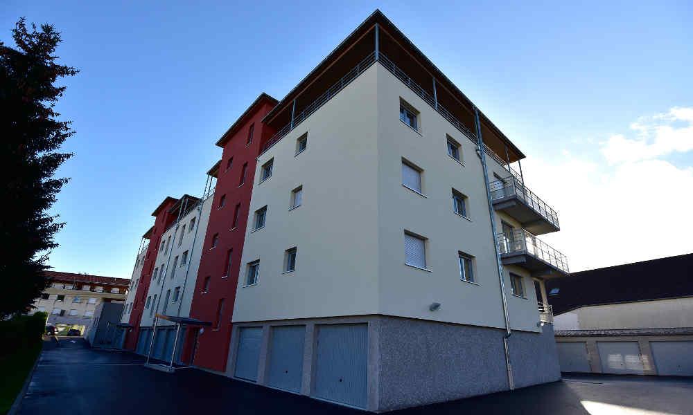 Achat de logement appartement neuf dans le doubs for Appartement neuf achat