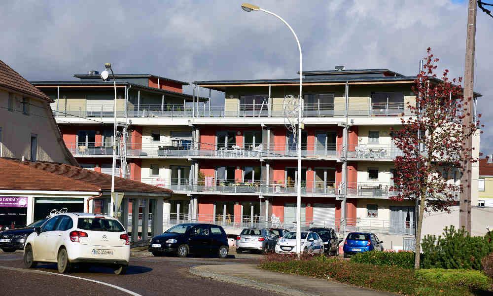 Achat de logement appartement neuf dans le doubs for Achat logement neuf