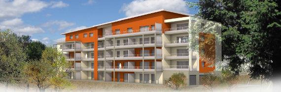 Valdahon : Les Terrasses du Languedoc, 30 appartements en centre ville, LOI PINEL 2018
