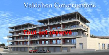 Résidence Le Jura à Valdahon : 22 appartements vendus, reste 1 garage