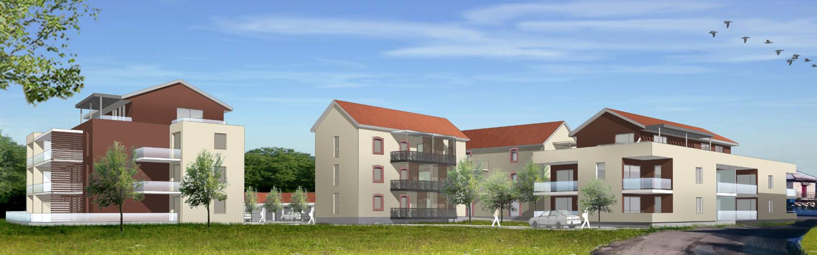 Achat de logement appartement neuf dans le doubs for Achat du neuf