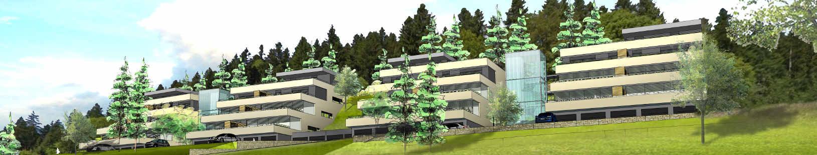 Un programme de haute qualité architecturale dans un site exceptionnel